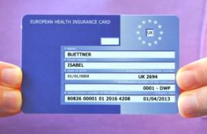 European Health Insurance Card Renewal
