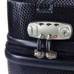 lightweight suitcase tsa-lock