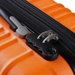 Vojagor-TRSE05-4-Pc-Suitcase-Set-Orange